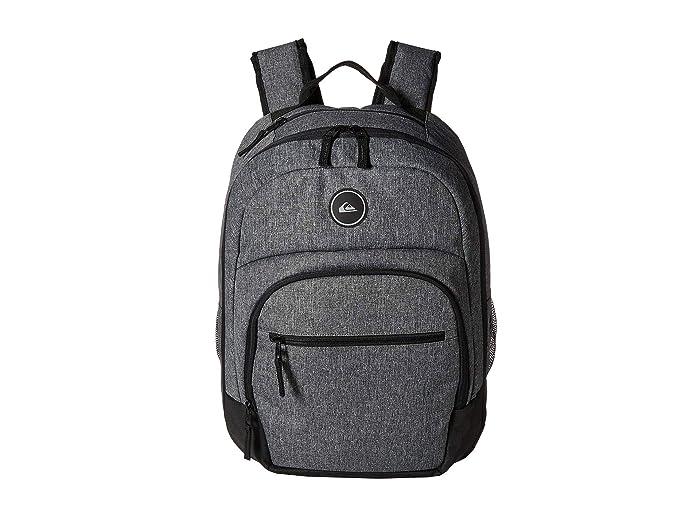 Quiksilver Schoolie Cooler II Backpack (Light Grey Heather) Backpack Bags