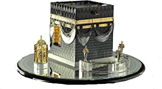 Crystal Islamic Gifts Kaaba 6/1 Clear Asfour