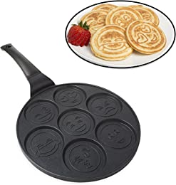 Best smiley face pans for pancakes