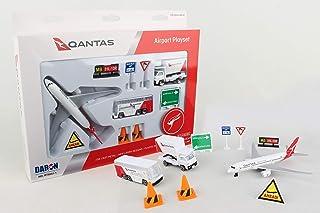 Daron Qantas Airport Play Set Airport Toy