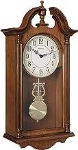 ساعة حائط من بولوفا C1517 سايبروك - بني كرزي