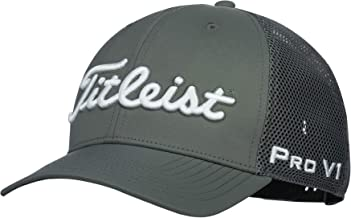 charcoal titleist hat