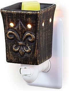Dawhud Direct Plug-in Fragrance Wax Melt Warmers (Fleur-de-lis)