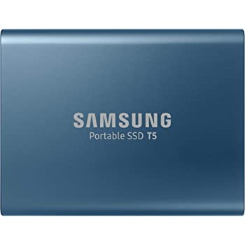 SAMSUNG T5 Portable SSD 500GB - Up to 540MB/s - USB 3.1 External Solid State Drive, Black (MU-PA500B/AM)