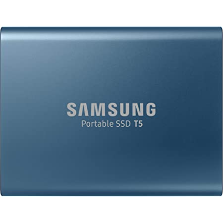 Samsung 外付けSSD T5 500GB USB3.1 Gen2対応 【PlayStation4 動作確認済】 正規代理店保証品 MU-PA500B/IT