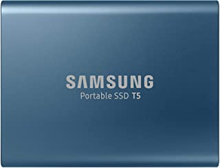 Samsung 三星 T5 便攜式固態硬盤- 500GB-USB 3.1 外置固態硬盤 (MU-PA500B/AM)