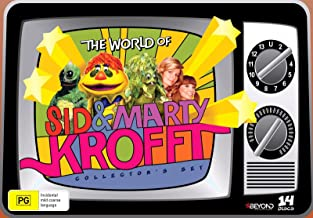 The World of Sid and Marty Krofft - Complete Series - 14-DVD Box Set ( H.R. Pufnstuf / Land of the Lost / Sigmund and the Sea Monsters / Electra Woman and Dyna Girl )