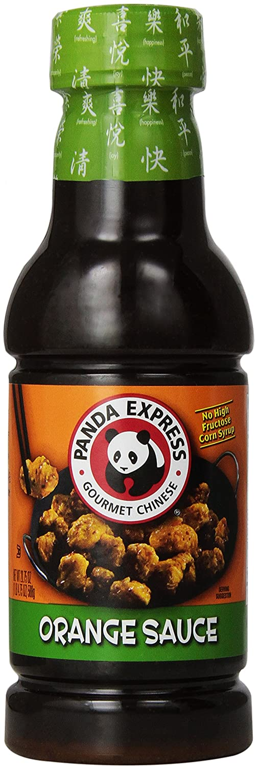 Panda Max 52% OFF Express Orange Flavored 70% OFF Outlet Sauce Pack of 20.75-Ounce 6
