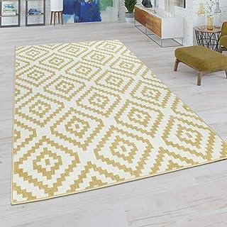 Amazon.es: alfombras de salon amarillas