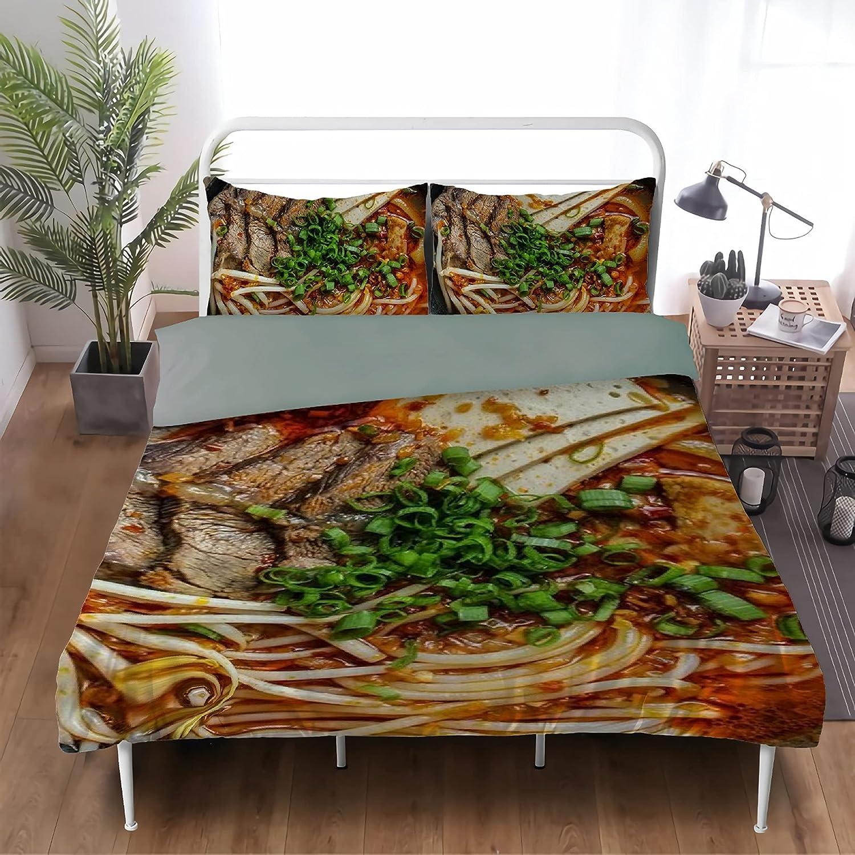 Spicy Vietnamese Beef Noodle Soup Bedspread Phoenix Mall Selling rankings x - 68'' Twin 87''