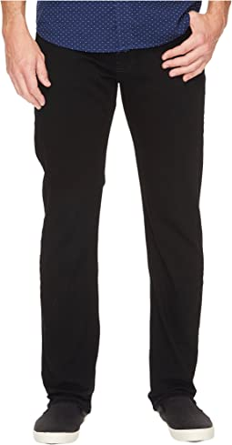 Nautica Straight Fit Stretch in Black Ink Wash
