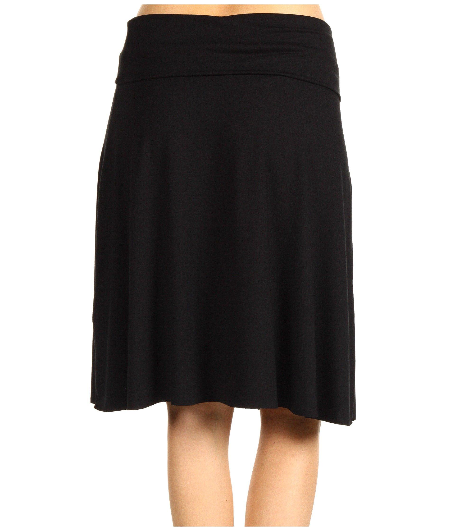 Three Dots Fold-Over Skirt at 6pm