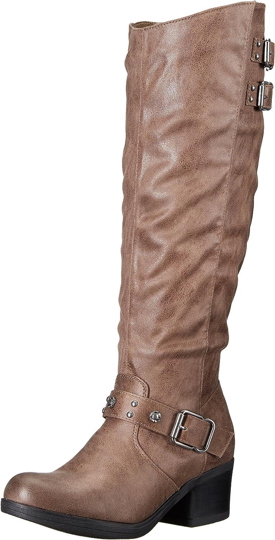 Carlos by Carlos Santana Womens CARA Fashion Boot