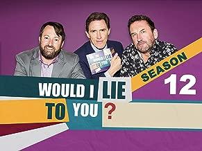 Would I Lie To You? Season 12