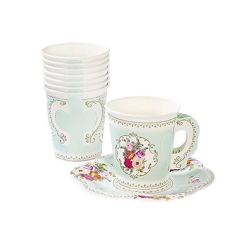 Disposable Tea Party Supplies: Amazon com