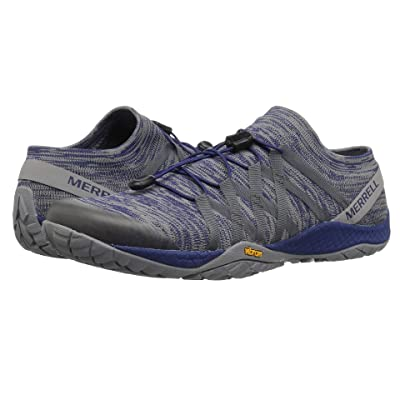 Merrell Trail Glove 4 Knit (Blue Depths) Men