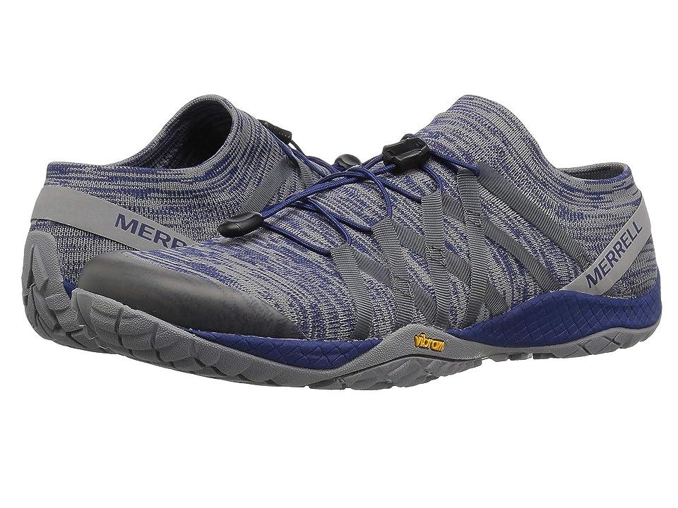 Merrell Trail Glove 4 Knit (Blue Depths) Men
