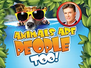 Animals Are People Too!
