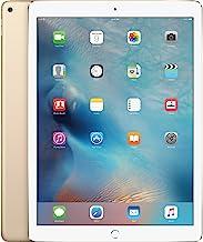 Apple iPad Pro 12.9in Tablet (256GB Wi-Fi + 4G, Gold)(Renewed)