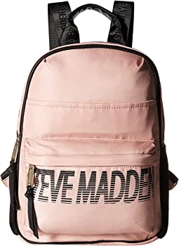 86979d8d25eb Steve madden bwebber mini tassels backpack black at 6pm.com