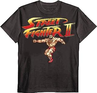 (テラソラル) terasolar ストリートファイターⅡ ザンギエフ Tシャツ
