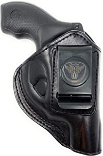 Cardini Leather USA – IWB Ultra Soft Leather Holster – Concealed Carry with..