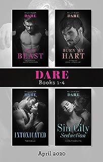 Dare Box Set 1-4 April 2020/Sexy Beast/Burn My Hart/Intoxicated/Sin City Seduction (Billion $ Bastards Book 2)