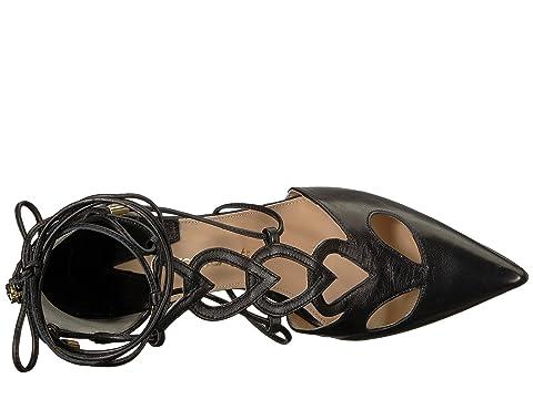 Racine Carrée Ankle Wrap Pointed Toe Heel O0kQxG