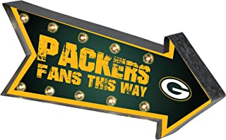 Best green bay packers light up sign Reviews