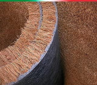 Felpudo de fibra de coco a medida, de múltiplos de 10cm por 1m de altura