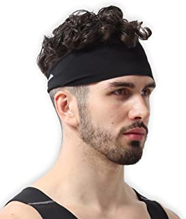Mens Headband - Guys Sweatband & Sports Headband for...