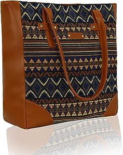 KLEIO Women's Tote Bag (EZL3002KL-G1_Multicolored)