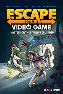 Escape from a Video Game: Mystery on the Starship Crusader (جلد 2)