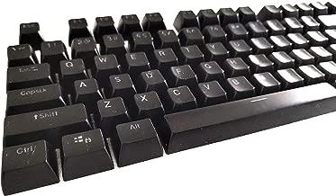 black sa keycaps