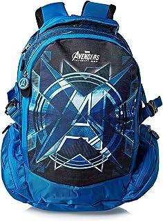 Avengers School Backpack for Boys, Multi Color