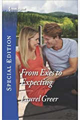 From Exes to Expecting (Sutter Creek, Montana Book 1) Kindle Edition