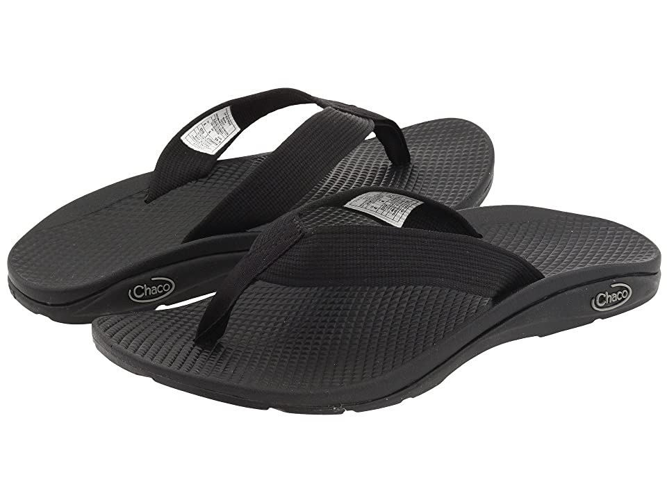 Chaco Flip EcoTreadtm (Black) Women