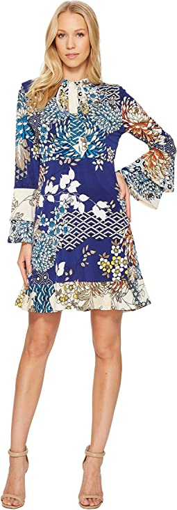 Hale Bob - A Place of Zen Microfiber Jersey Dress
