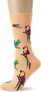 Happy Socks Men's Parrot Sock, Multicoloured, 36-41