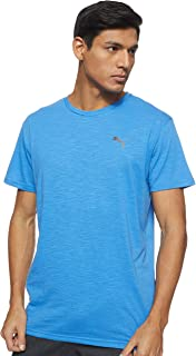 Puma Men's Energy Short Sleeves T-Shirt