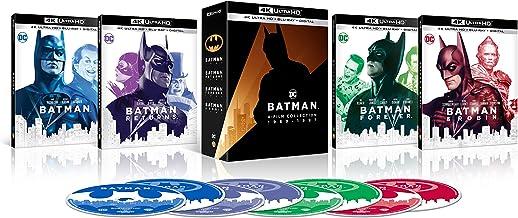 Batman 4K Film Collection (4K Ultra HD + Blu-ray + Digital)