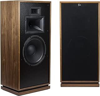 Klipsch Forte III Heritage Series Tower Speaker - Pair (Walnut)