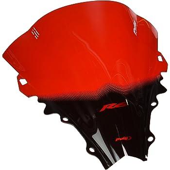 Puig Racing Windscreen Red 6478R