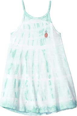 Namaste All Day Dress (Little Kids/Big Kids)