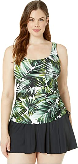 Palmtastic Adjustable Tank Swimdress