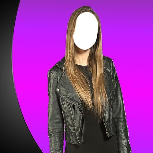 女性ジャケット写真スーツ