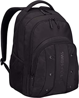 "Wenger Upload - Notebook Carrying Backpack - 16"" - Black"