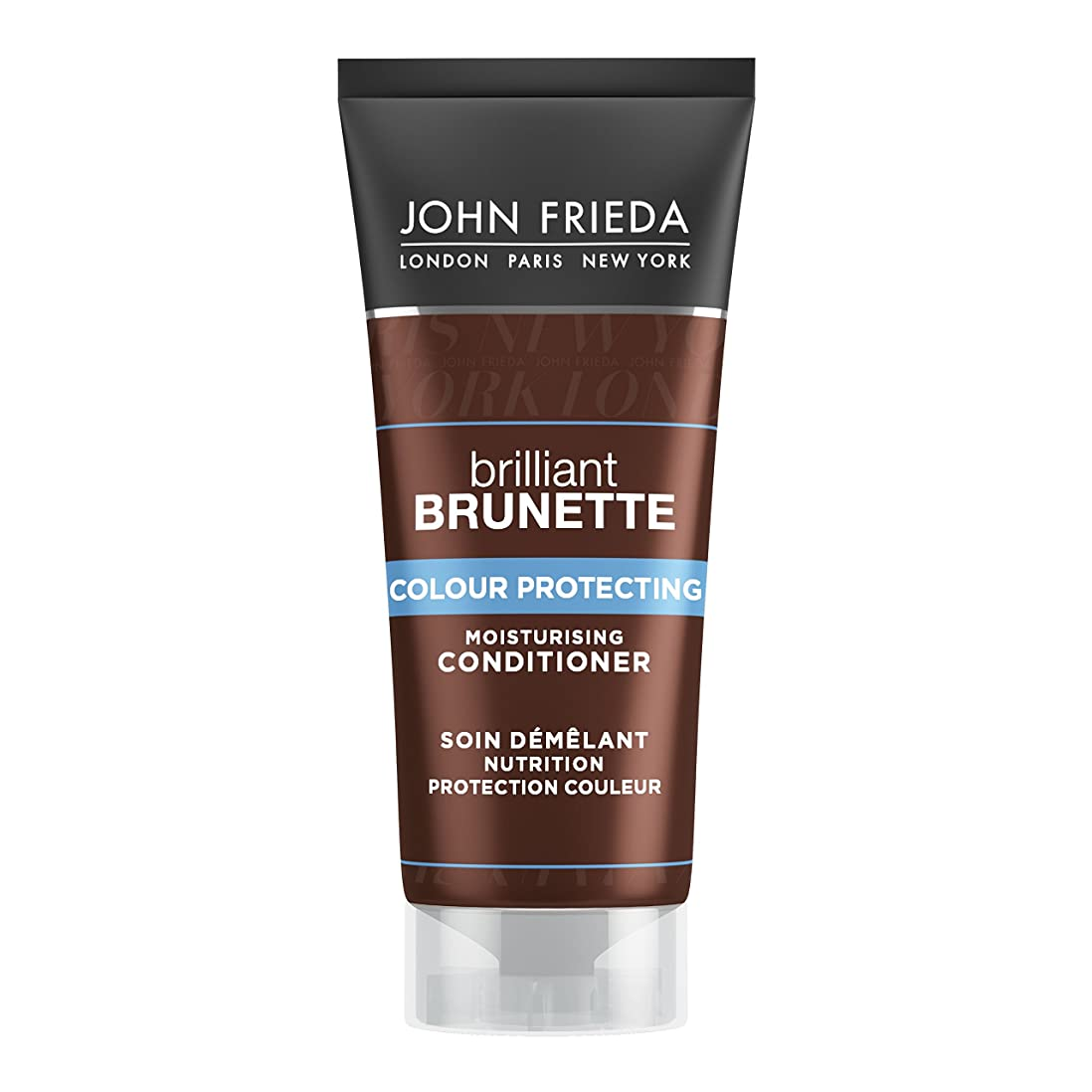 更新ペネロペ氏John Frieda Brilliant Brunette Moisturising Conditioner Travel Size 50ml