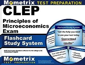 clep microeconomics practice exam