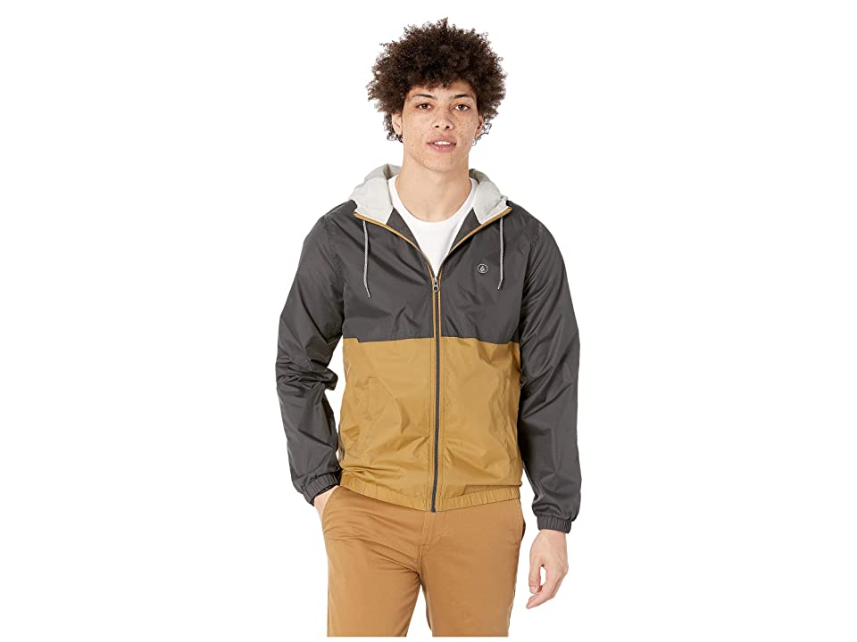Volcom Ermont Jacket (Dark Khaki) Men